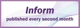 Inform is published every second month.